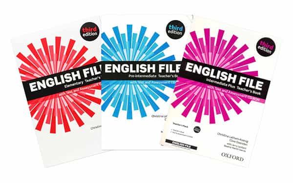 Modern, jól követhető és átlátható tananyag. Az alapját az ENGLISH FILE tankönyvcsalád adja, melyet saját anyaggal egészítettünk ki írásbeli és szóbeli feladatokkal.